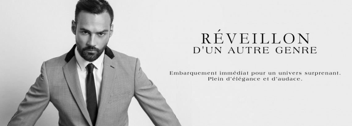 TAILOR CORNER : RÉVEILLON D'UN AUTRE GENRE