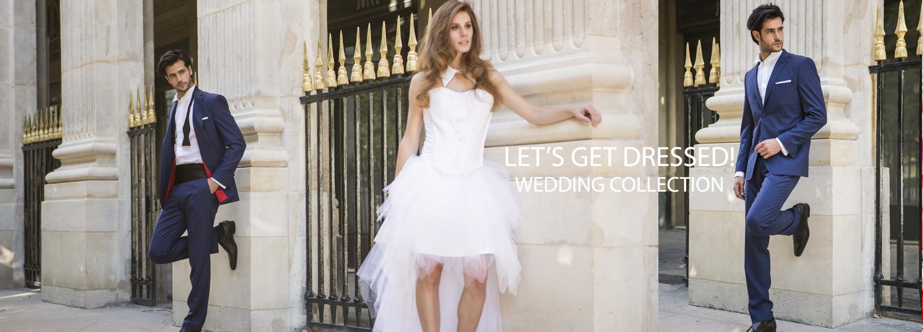 Costume sur mesure collection Mariage et ceremonie 2015