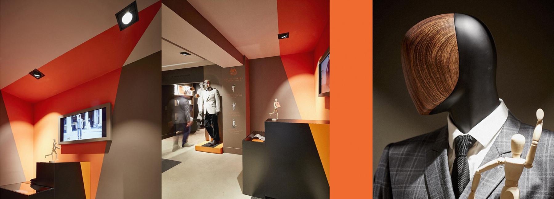 Costume et chemise sur mesure tailor corner Paris Lyon