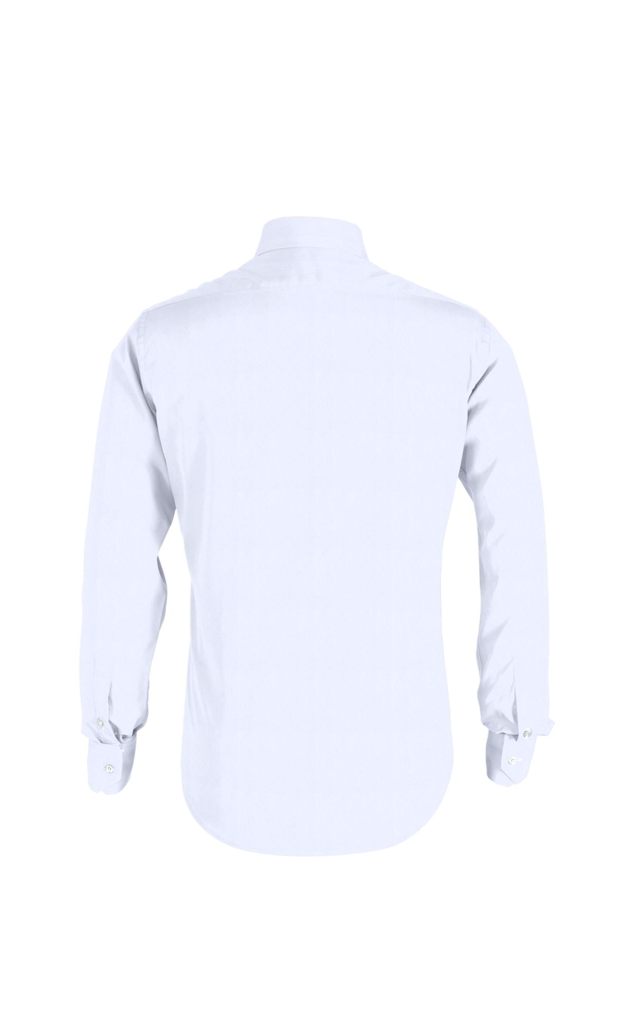 offre couleurs et frappant Promotion de ventes Chemise homme Blanc uni - Tailor Corner