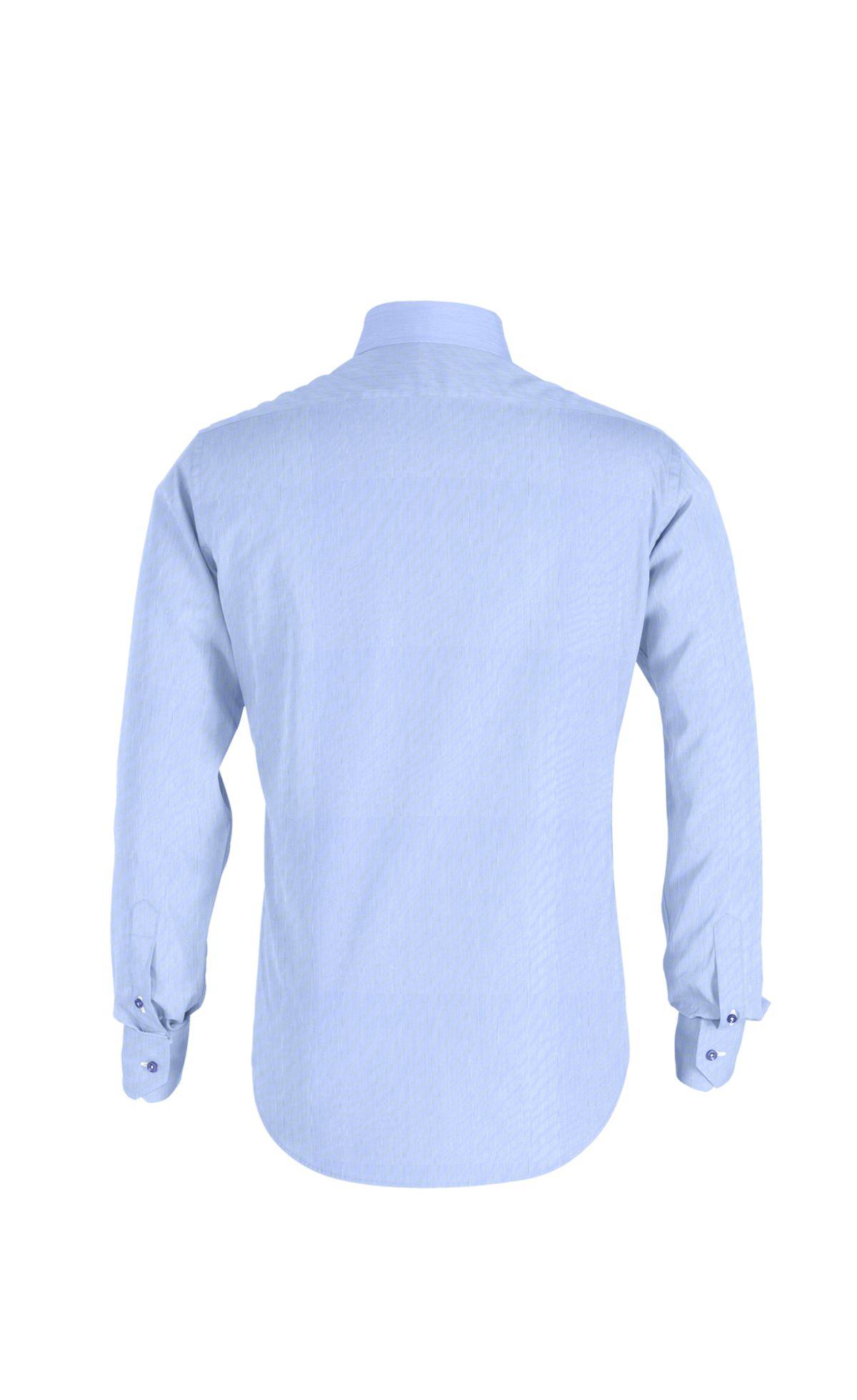 chemise homme bleu uni tailor corner. Black Bedroom Furniture Sets. Home Design Ideas