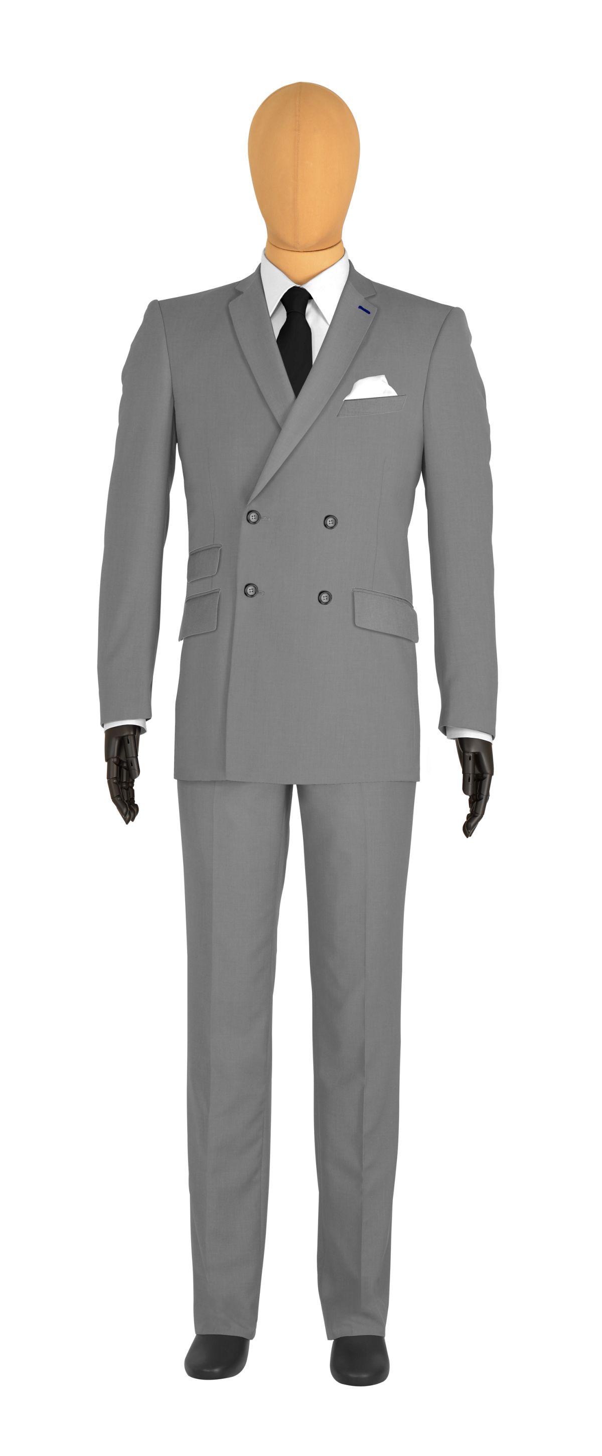Costume sur mesure tailor corner - Costume bleu electrique ...