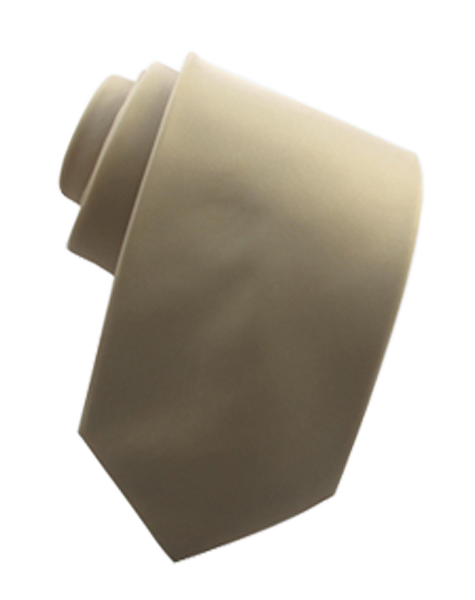 Cravate beige