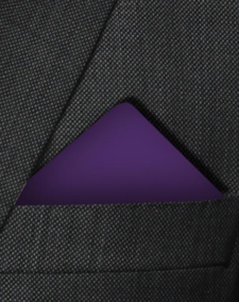 Pochette violette