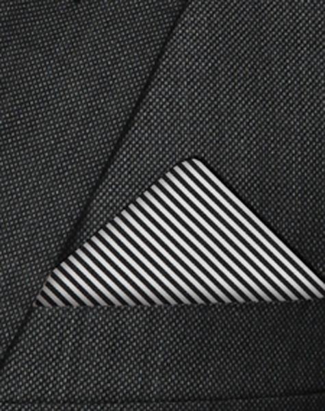 Pochette blanche et noire