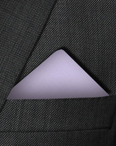 Pochette violet clair