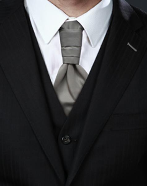 Cravalière gris médian