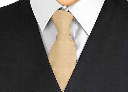 764a6d8308c16 Cravate en soie James Hare dorée à reflets bleus doré assortie au tissu de  gilet PR103286-FA