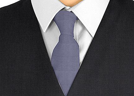 Cravate bleu ciel en soie